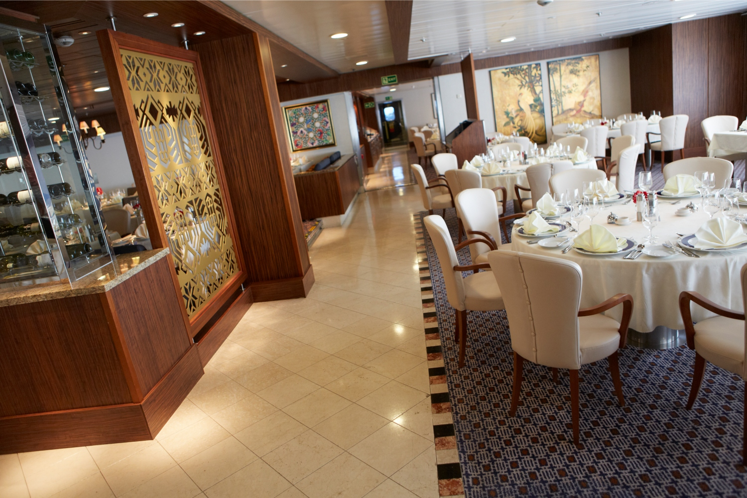 Saga Cruise Ship – Kinorigo (1)