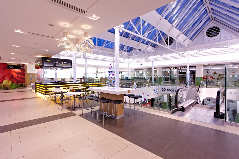 Shopping Centre – Kinorigo