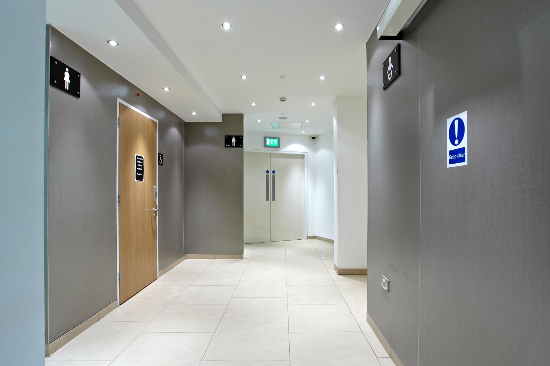 Shopping Centre – Washrooms – Kinorigo