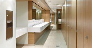 washroom large porcelain wall tiles