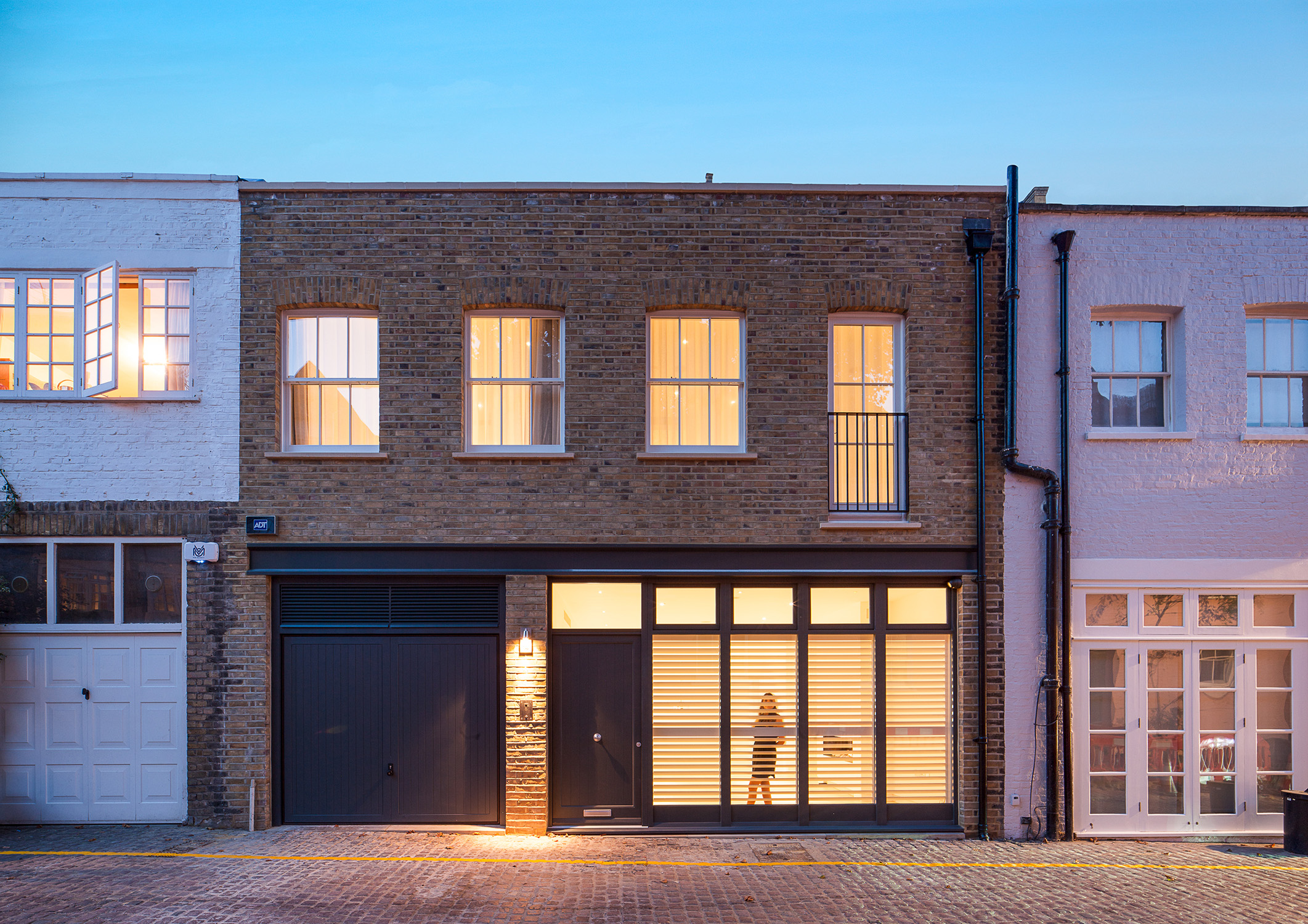 Queens Gate Mews