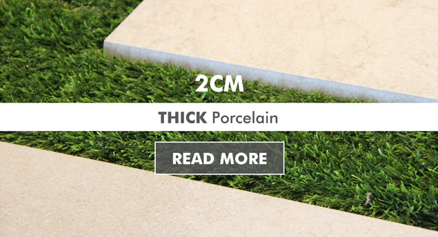 Porcelain for your paving