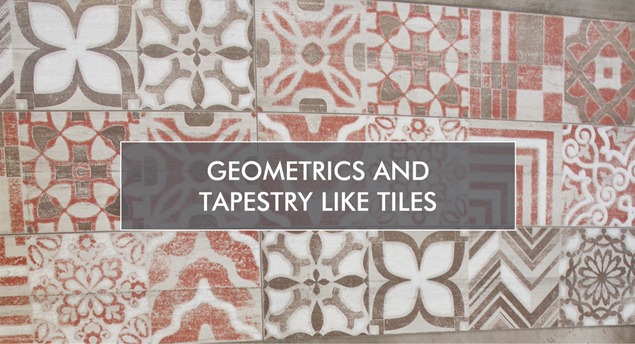 Geometric and tapestry