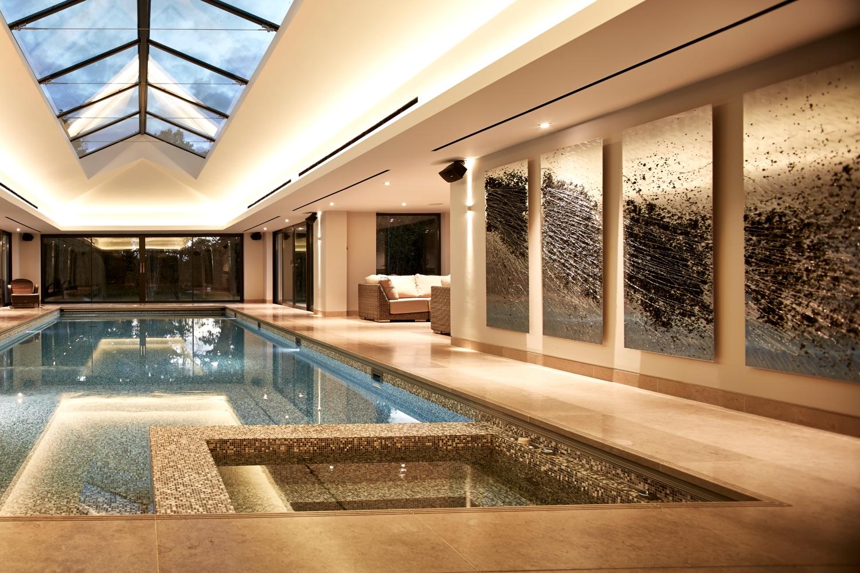 The Pool House – Mosaics – Kinorigo
