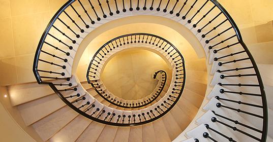 stone stairs wentworth estate