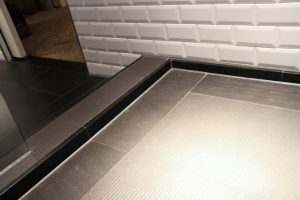 Sheraton hotel shower tray