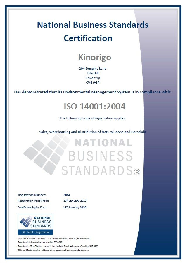 ISO 14001 cover image