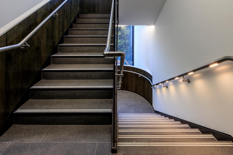 Stairs – Basalt treads and risers – Kinorigo
