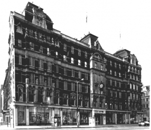 harvey nichols london in the 1900s