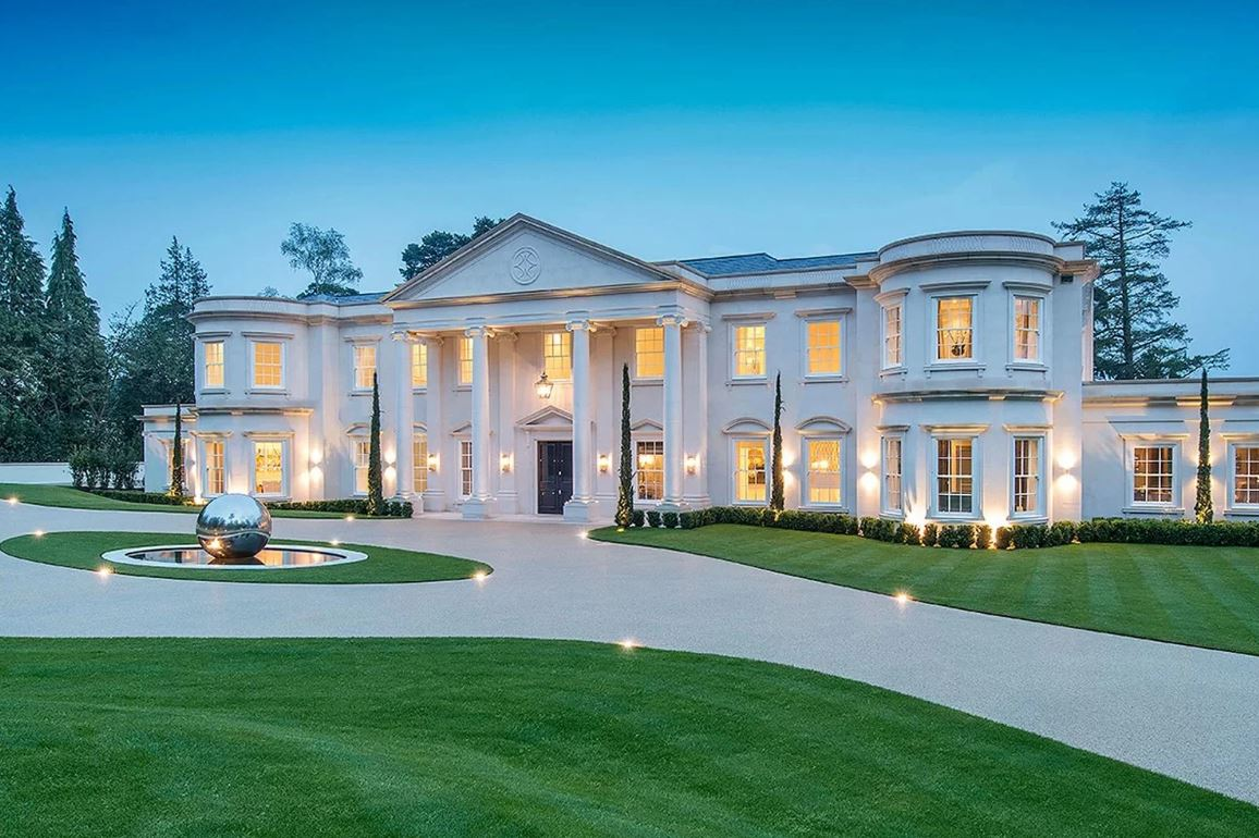 THE WENTWORTH ESTATE