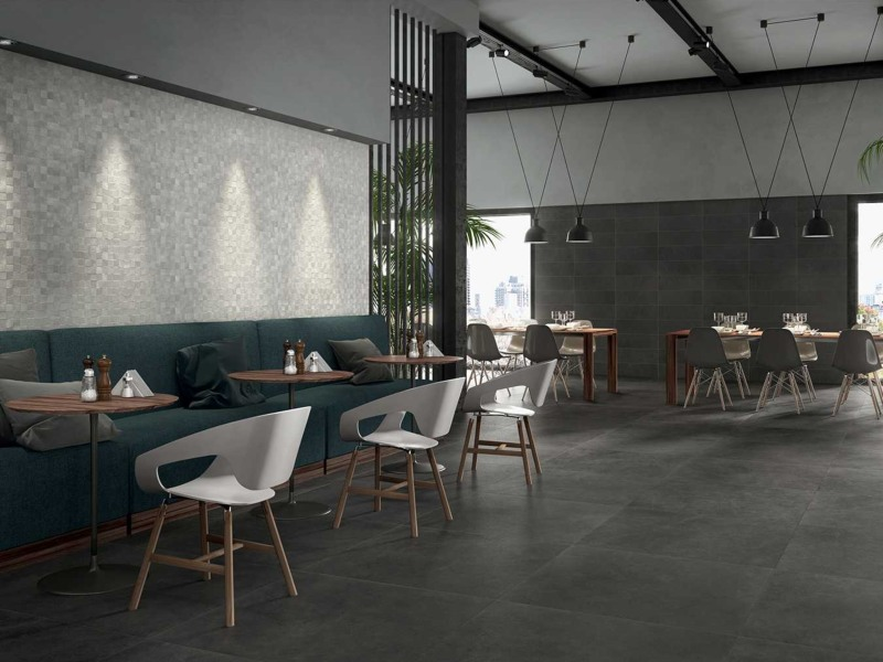 Kinorigo – Aurora Black – Restaurant Dining Area