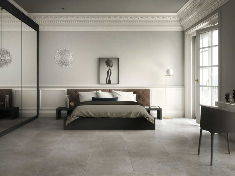 Kinorigo – Aurora grey – Bedroom