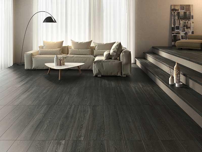 Kinorigo – Charred Wood – Floor and steps