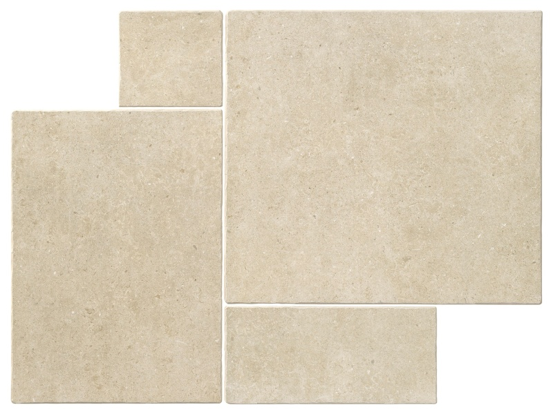 Kinorigo – Corfe Beige – Antiqued Finish