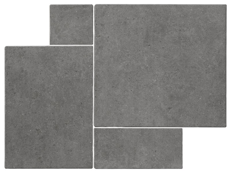 Kinorigo – Corfe Dark Grey- Antiqued Finish