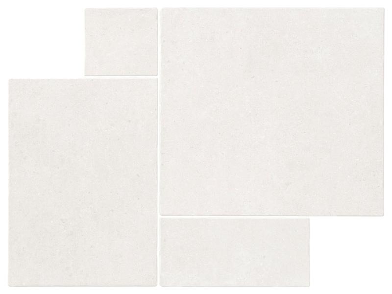 Kinorigo – Corfe White – Antiqued Finish