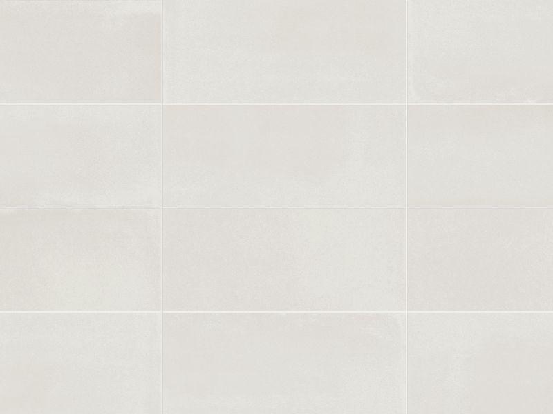 Kinorigo – Pebble matt White tiles