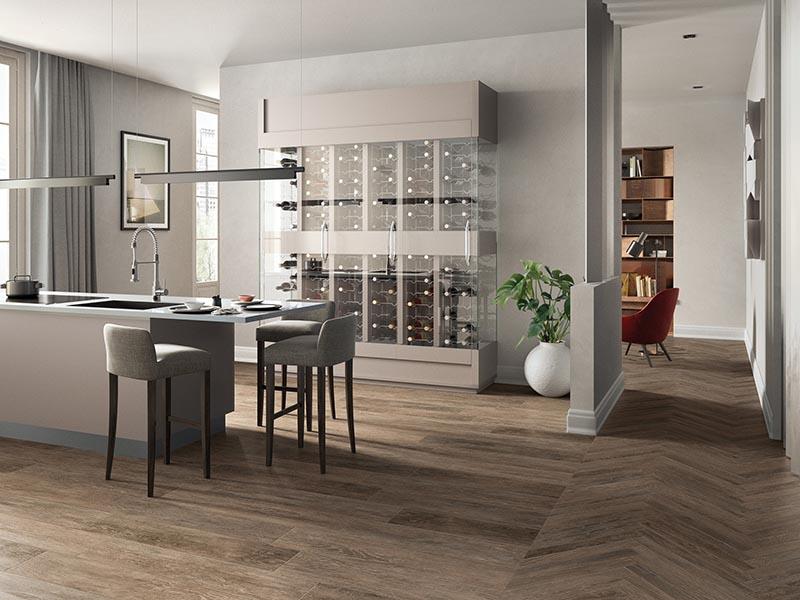 Kinorigo – Westwood Delamere – living space