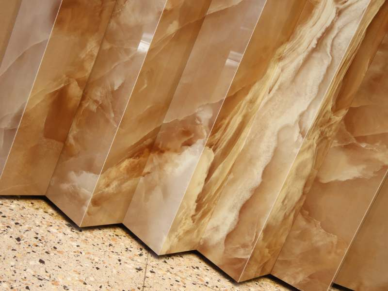 Mitred Absolute Onyx Amber