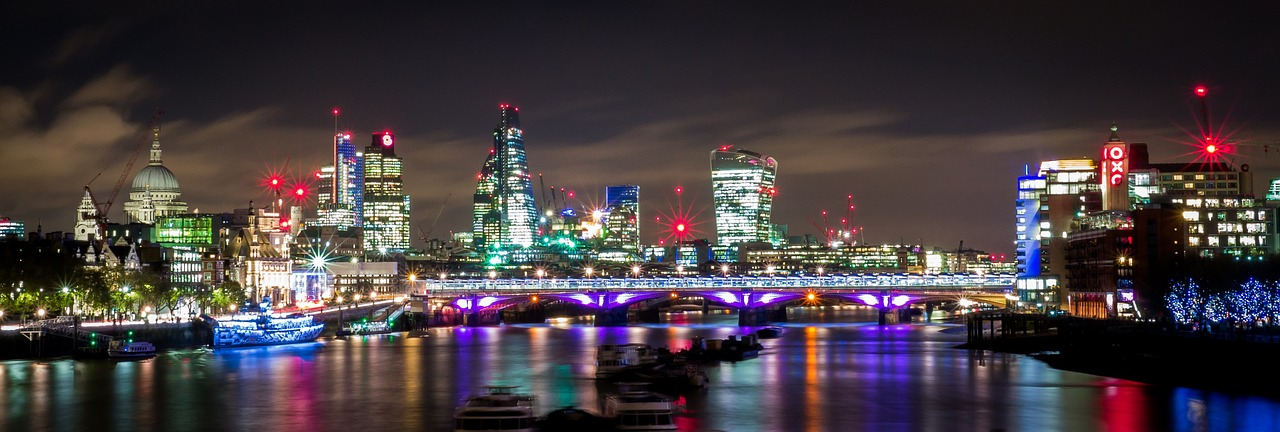 Spotlight-The London Skyline-NEW