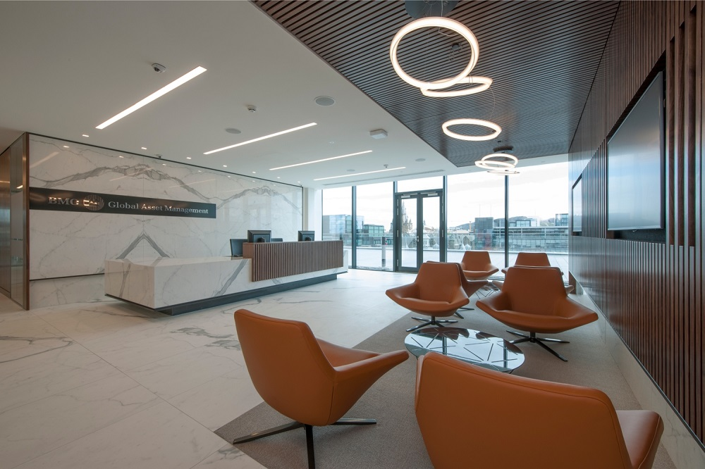 LUXURY COMMERCIAL OFFICE FLOORING IDEAS – IS PORCELAIN THE WAY TO GO?