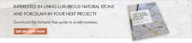 How To Avoid Costly Mistakes When Specifying Stone & Porcelain