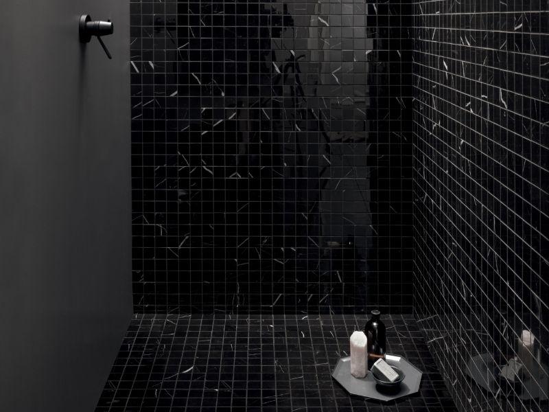 Diola Marquina – Kinorigo – mosaic -10mm-bathroom -002
